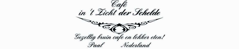 Café In 't Zicht der Schelde - Paal